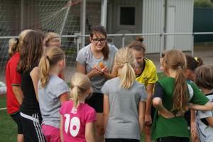 Phönix Höxter Mädchen Fussballschule