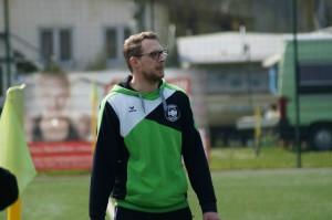 Trainer Philipp Müller konnte mit der Leistung seines Teams zufrieden sein